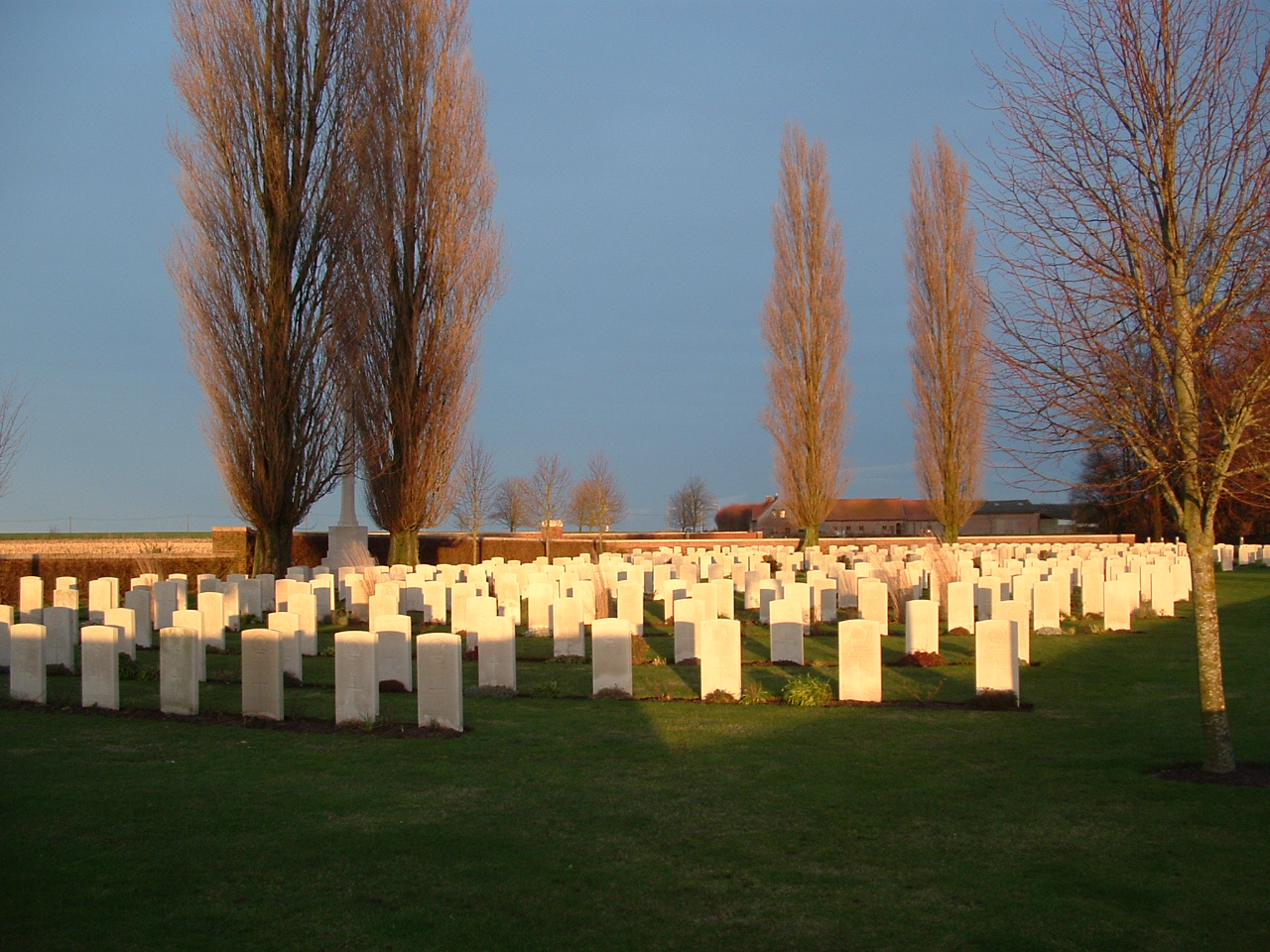 A Tour of Zillebeke Part Nine – Spoilbank Cemetery | With the ...