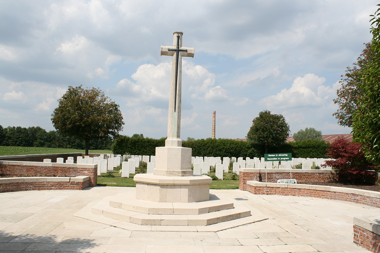 South of Ploegsteert Part Five – Tancrez Farm Cemetery | With the ...