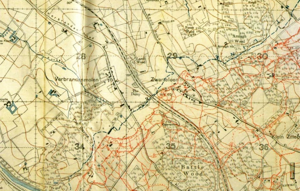 Hill 60_August 1916