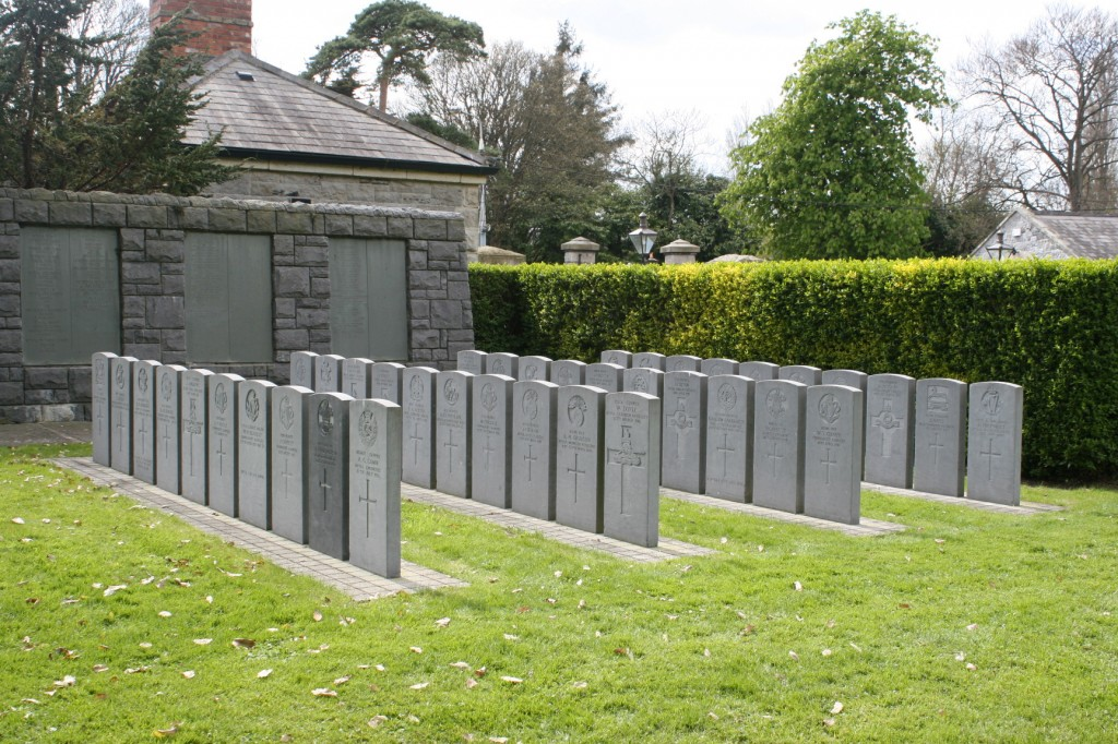 Grangegorman Military Cemetery