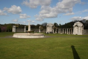 Irish National War Memorial Panorama