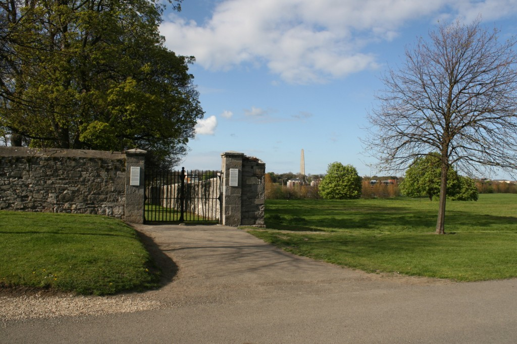 Royal Hospital Burial Grounds