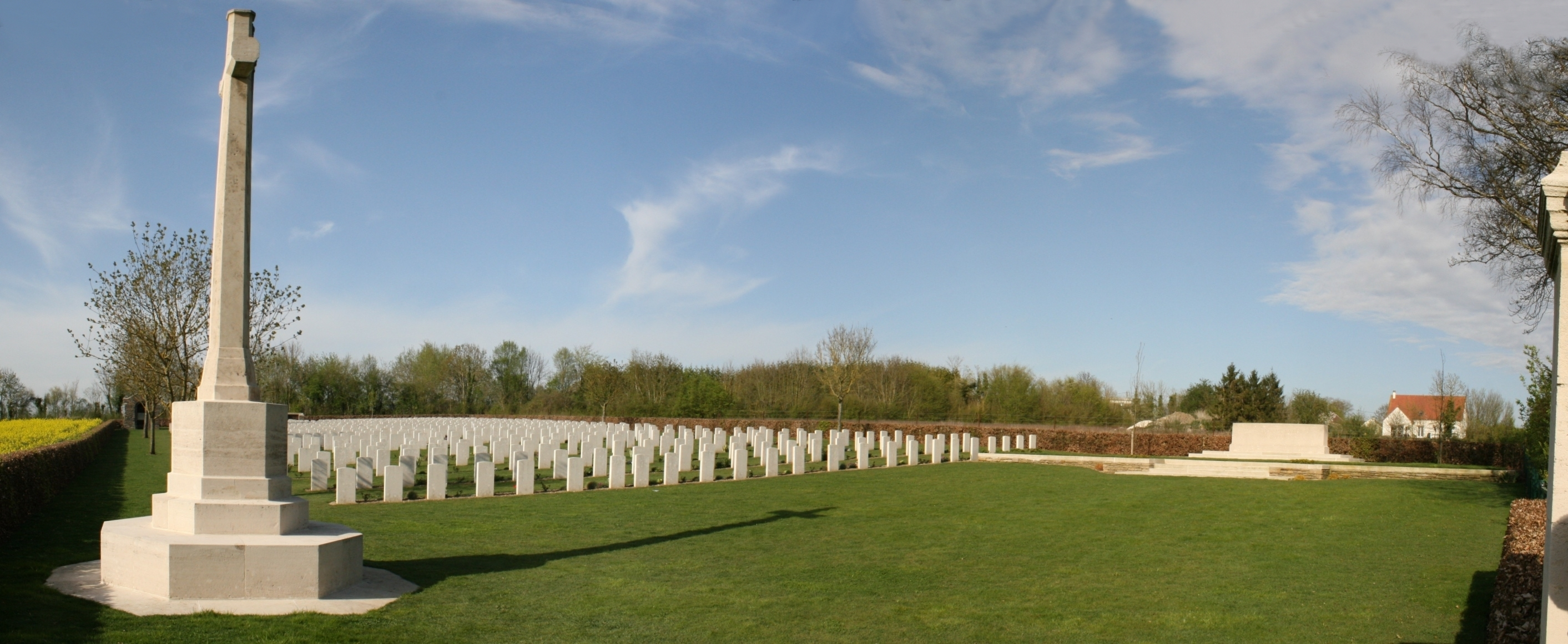 The Somme: Villers-Bretonneux Part Three – Adelaide Cemetery | With ...