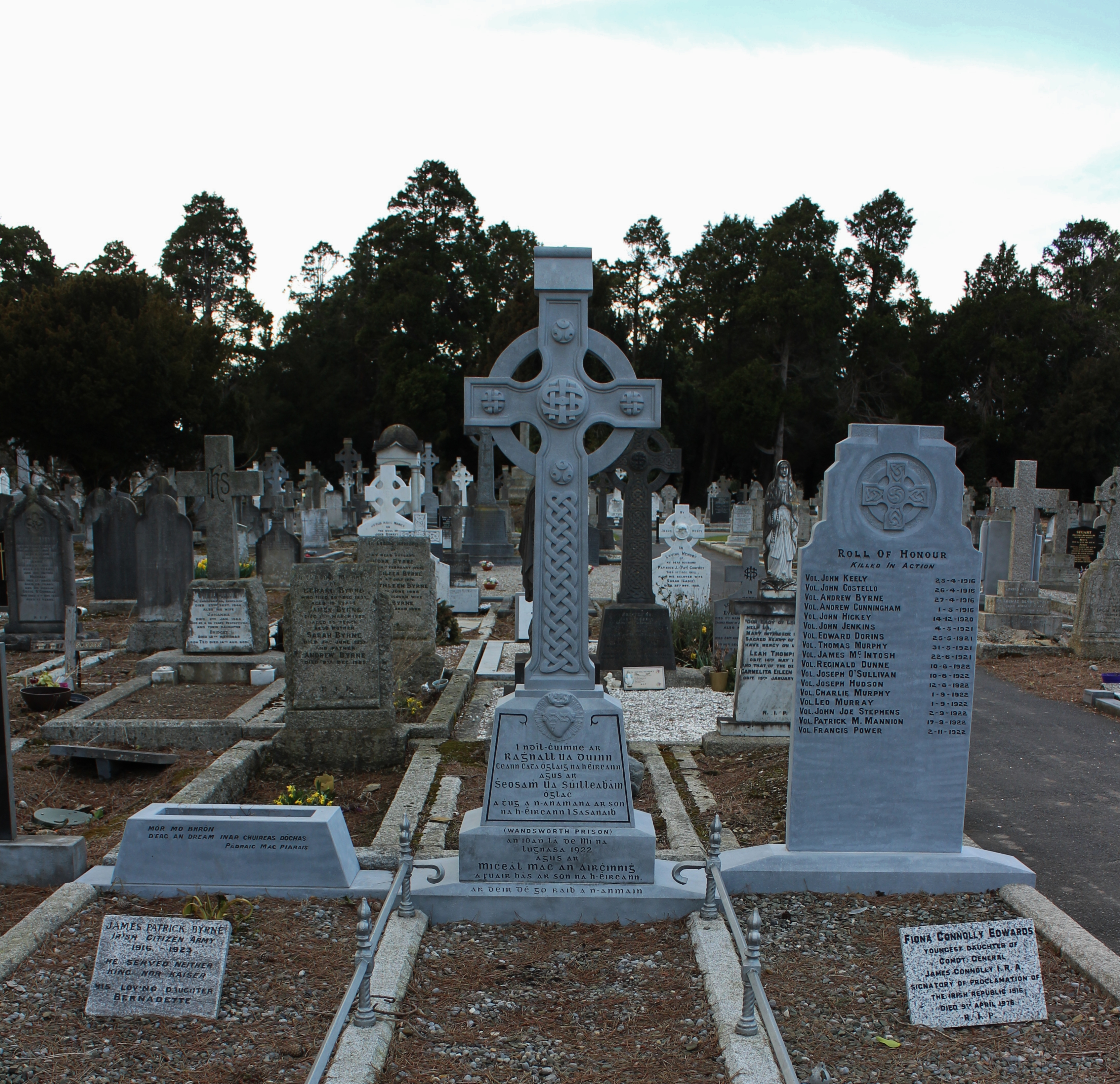 Dublin – Deansgrange Cemetery | With the British Army in